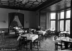 Dollarbeg, The Dining Room c.1950, Dollar