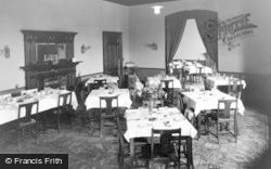 Dollar, Dollarbeg, The Dining Room c.1955