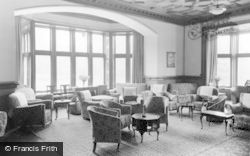 Dollarbeg, The Lounge c.1955, Dollar