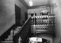 Dollarbeg, The Staircase c.1955, Dollar