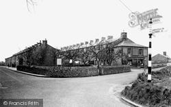 Dolphinholme, Church Corner c.1955