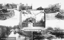 Dolphinholme, Composite c.1950