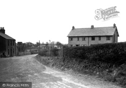 Dolphinholme, Lane End c.1955