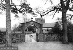 Dolphinholme, St Mark's Church c.1950
