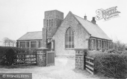 Dolphinholme, The Methodist Chapel c.1950