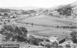And The Lledr Valley c.1950, Dolwyddelan