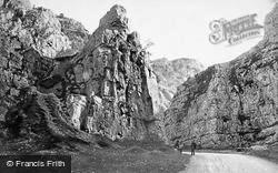 Dolwyddelan, c.1890