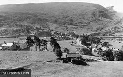 Dolwyddelan, c.1940