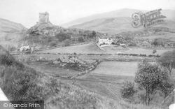Dolwyddelan, Castle c.1890