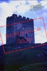 Castle c.1985, Dolwyddelan