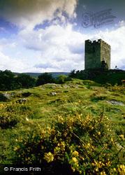Dolwyddelan, Castle c.1995