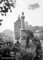 Memorial 1906, Dolwyddelan