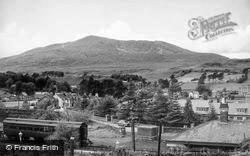 Dolwyddelan, Moel Siabod c.1955