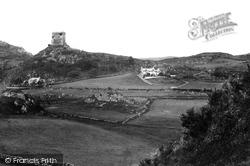 Dolwyddelan, The Castle 1891