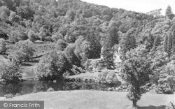 The Co-Op Holiday Home c.1950, Dolwyddelan
