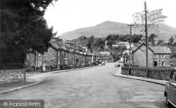 Dolwyddelan, The Square c.1955