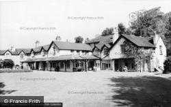 Cartref Dyffryn Ceiriog Cheshire Home c.1955, Dolywern