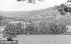General View 1960, Dolywern