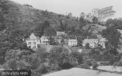 Glyn Ceiriog Valley c.1939, Dolywern