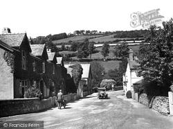 Town c.1930, Dolywern