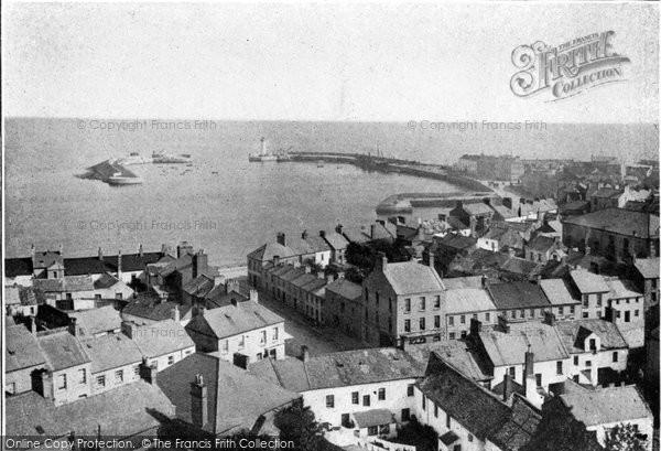 Photo of Donaghadee, c.1900