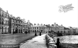 The Seafront And Imperial Hotel 1897, Donaghadee