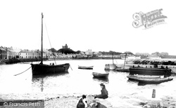 Wharf 1897, Donaghadee