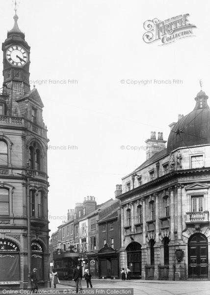 Photo of Doncaster, Baxtergate 1903