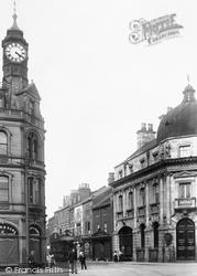 Doncaster, Baxtergate 1903