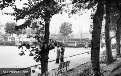 Doncaster, Bowling Green, The Dell c.1960