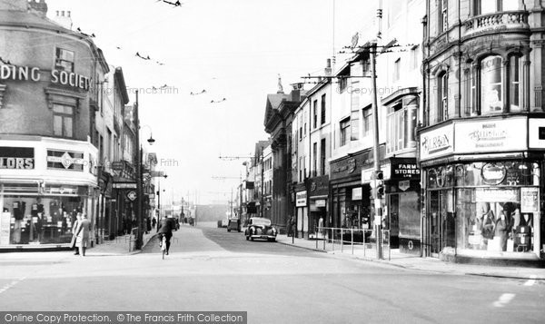 Photo of Doncaster, c.1950