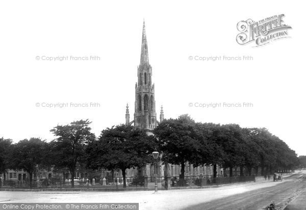 Photo of Doncaster, Christ Church 1893