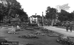 Doncaster, Elmfield Park c.1955
