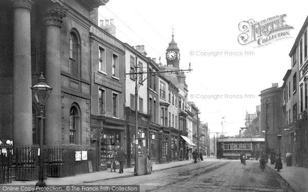 Photo of Doncaster, Frenchgate 1903