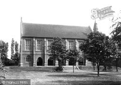 Doncaster, Grammar School 1893