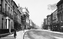 Doncaster, High Street 1895