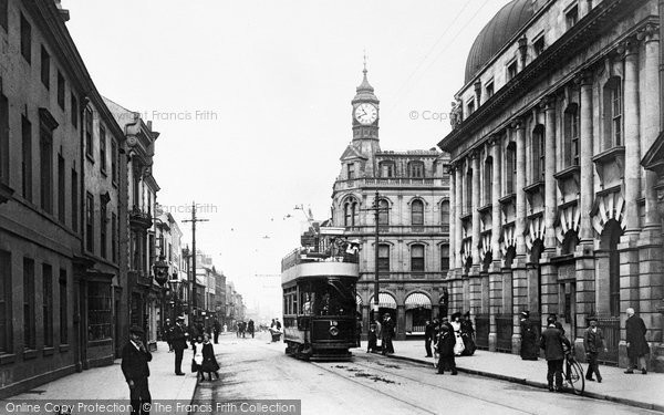 Photo of Doncaster, High Street 1903