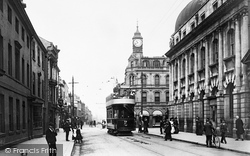 Doncaster, High Street 1903