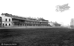 Doncaster, Racecourse And Grandstand 1895