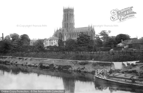 Photo of Doncaster, St George's Church 1893