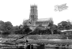 Doncaster, St George's Church 1900