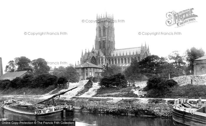 Photo of Doncaster, St George's Church 1903