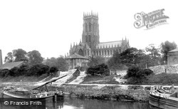 Doncaster, St George's Church 1903