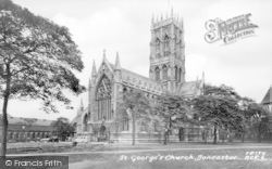 Doncaster, St George's Church c.1950