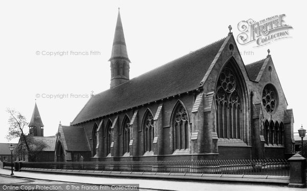 Photo of Doncaster, St James' Church 1900