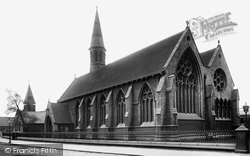 Doncaster, St James' Church 1900