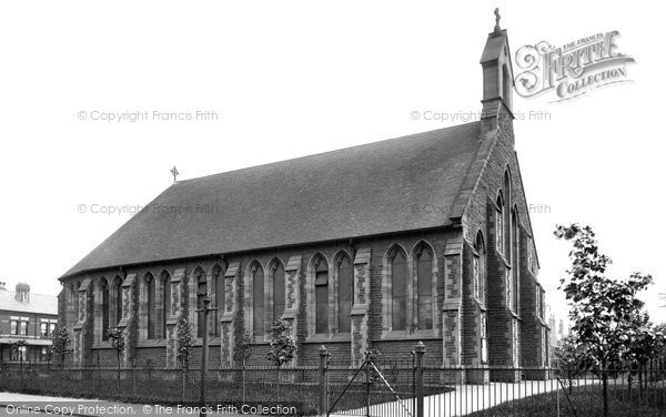 Photo of Doncaster, St Mary's Church 1900