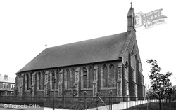 Doncaster, St Mary's Church 1900