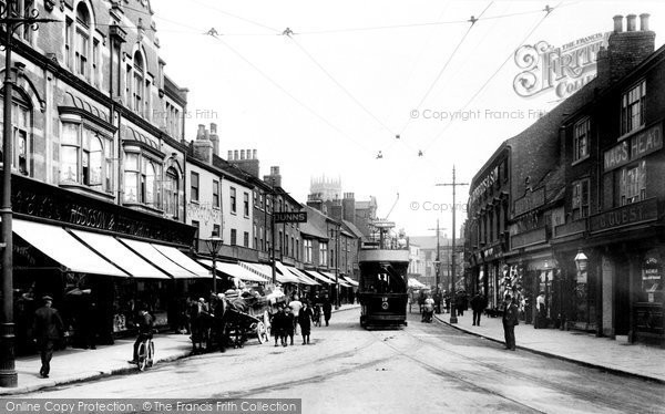 Photo of Doncaster, St Sepulchre Gate 1903