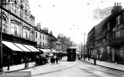 Doncaster, St Sepulchre Gate 1903